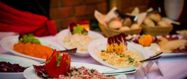 … und vorher lecker speisen in unserem Play OFF Restaurant